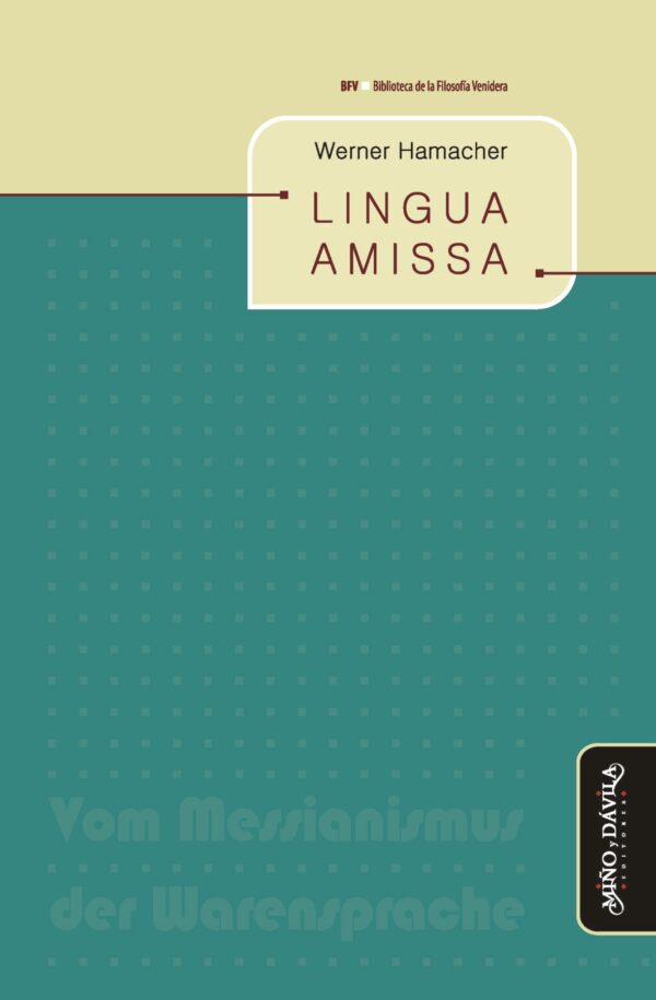 Lingua Amissa
