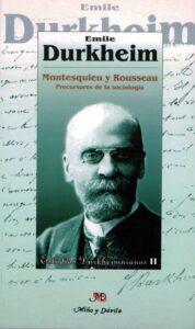 Montesquieu y Rousseau