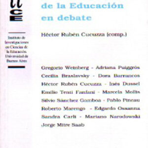 Historia de la educación en debate