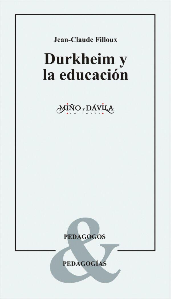 Durkheim y la educación