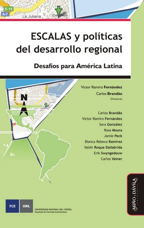 Escalas y políticas del desarrollo regional