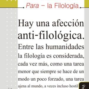 Para-la filología