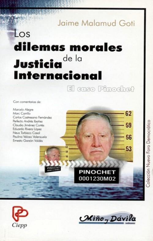 Los dilemas morales de la justicia internacional