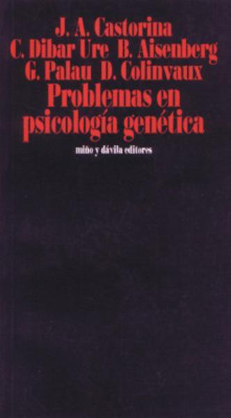 Problemas en psicología genética