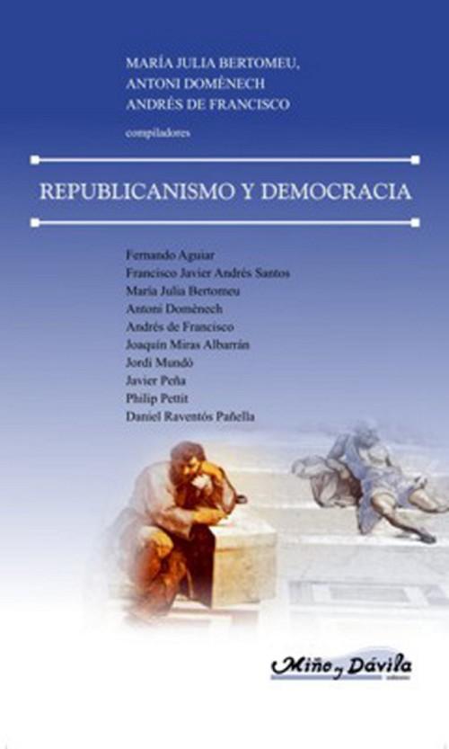 Republicanismo y democracia
