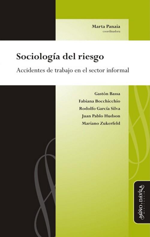 Sociología del riesgo
