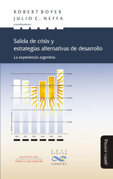 Salida de crisis y estrategias alternativas de desarrollo