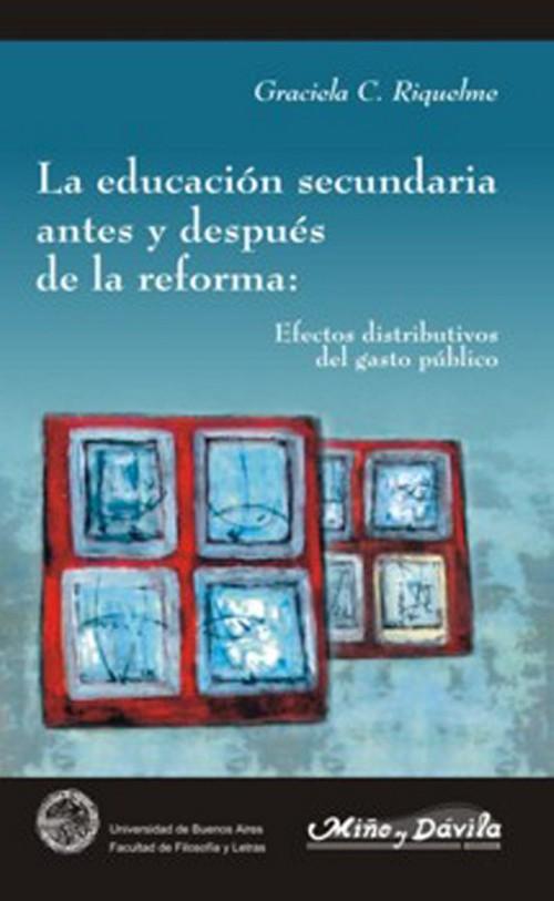 La educación secundaria antes y después de la reforma