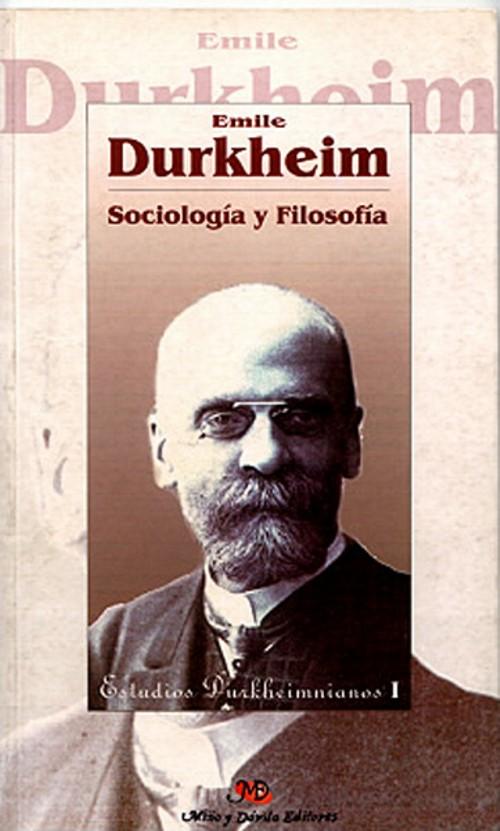 Sociología y filosofía