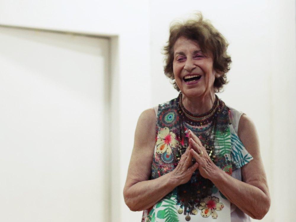 María Teresa Sirvent